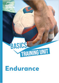 Handball-specific endurance training with fast break movements