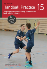 Handball Practice 15 – Training of decision-making processes for back position players
